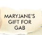 MaryJane's Gift for Gab
