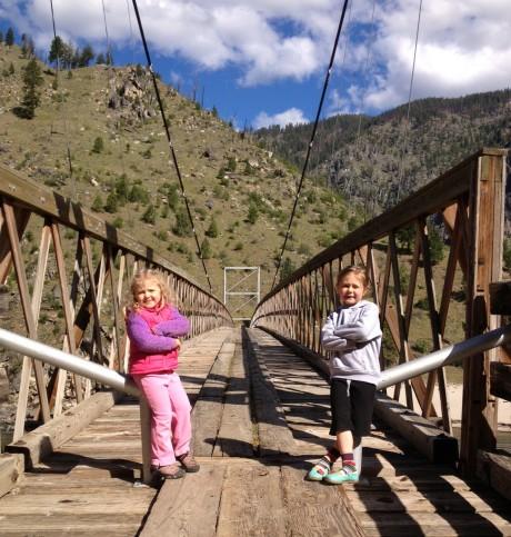 camping bridge