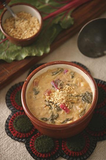 soups--peanutpineapple