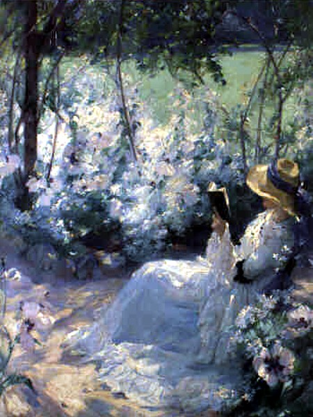 Frank_Bramley_-_Delicious_Solitude_1909