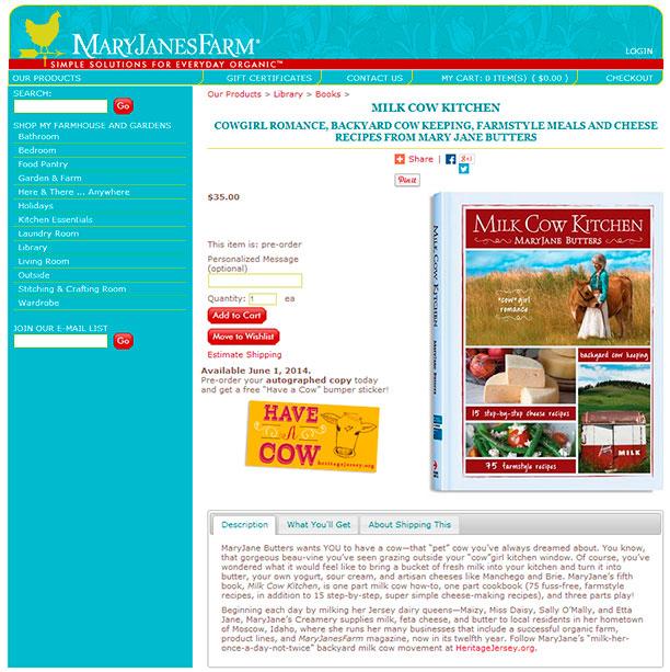 web-page-cowbook