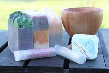 heathers-soap