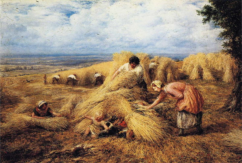 800px-John_Linnell_-_The_Harvest_Cradle