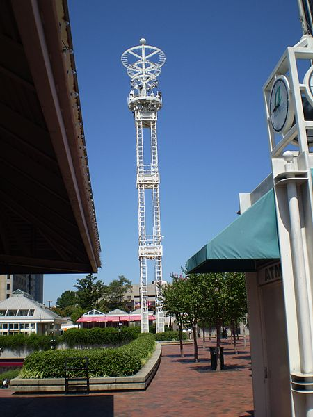 Peach_Drop_Tower_(Underground_Atlanta)