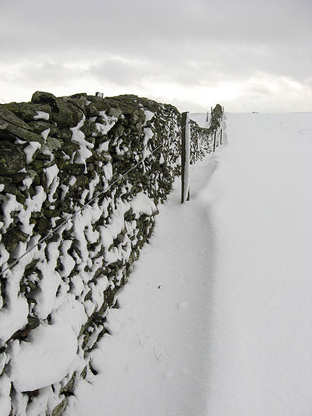 450px-A_dyke_and_snow_drift_-_geograph_org_uk_-_676788