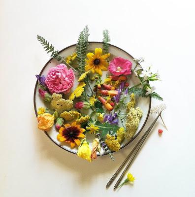 flowerplate
